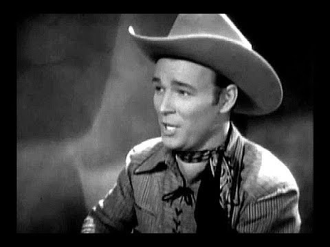 Roy Rogers  Rough Riders Roundup  Mary Hart, Raymond Hatton