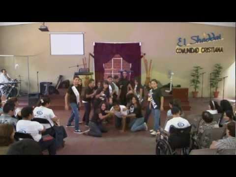 Libérame drama de jóvenes El Shaddai  .mpg