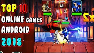Best Online Games For Android 2018