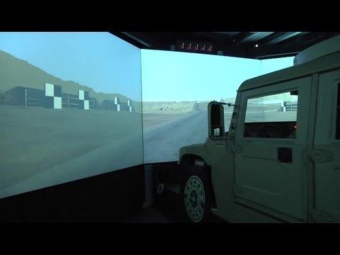 US Military - Virtual Reality Training