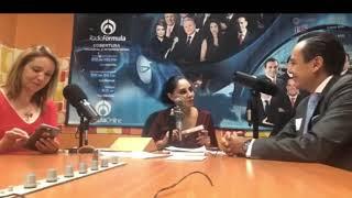 Publicidad Engañosa Entrevista Rodrigo Escartín con Gina Ibarra en Radio Fórmula