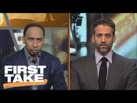 Who Would You Rather Have: Drew Brees Or Cam Newton? | First Take
