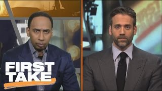 Who Would You Rather Have: Drew Brees Or Cam Newton? | First Take | March 15, 2017