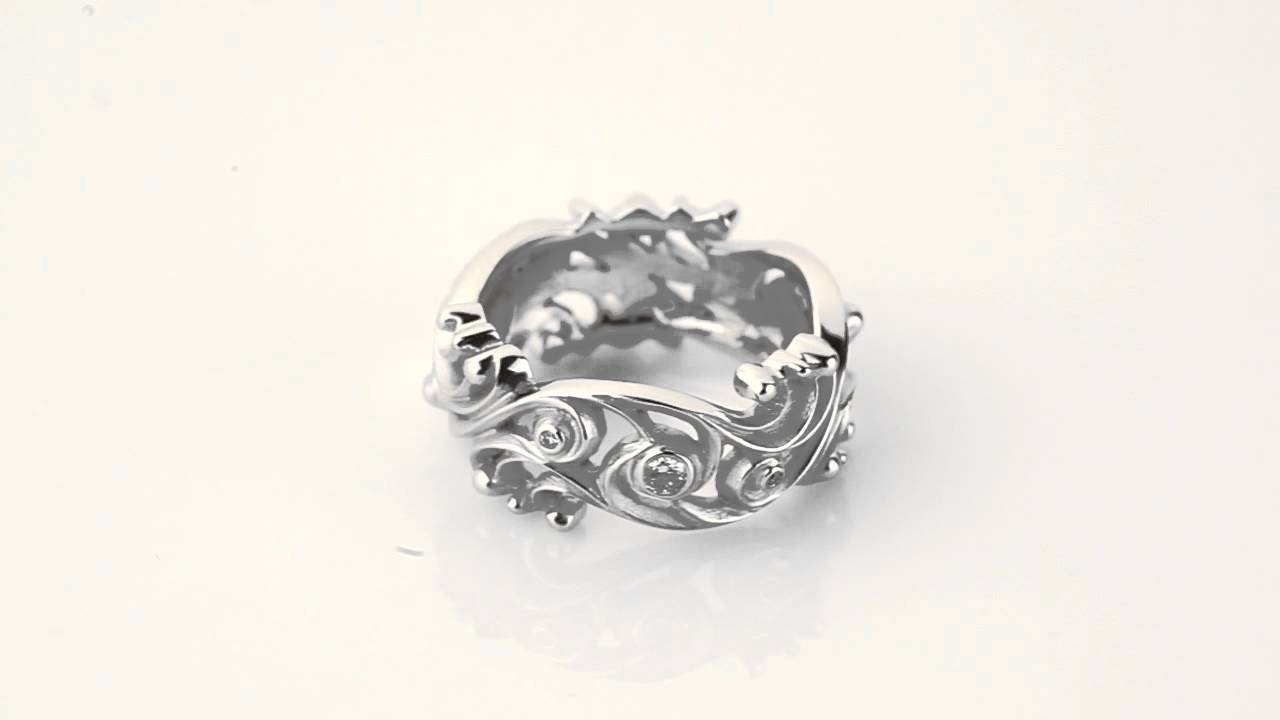Дизайнерское кольцо с бриллиантом по самым выгодным ценам!. Успейте порадовать любимую!. Покупайте изысканные кольца с бриллиантом прямо сейчас!