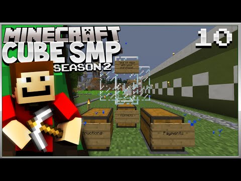 Minecraft: Cube SMP - E10 - The Chicken Coop