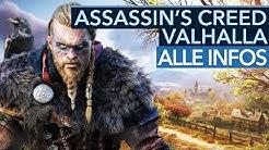 Assassin's Creed Valhalla: So viele Gameplay-Details hat Ubisoft schon verraten!