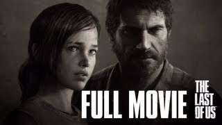 The Last of Us PS3 Full Movie (with subtitles) The Last of Us All C...