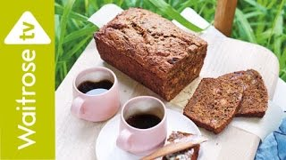 Courgette, Mint And Sultana Tea Bread | Waitrose