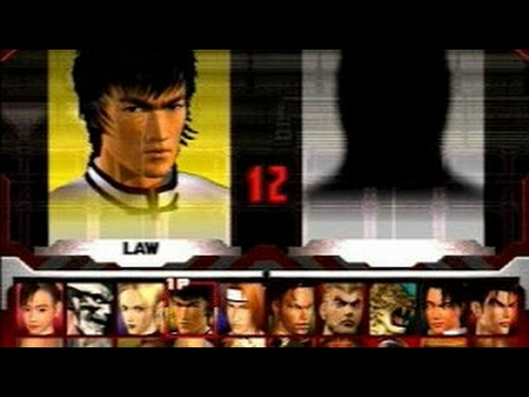 How to unlock all tekken 3 characters and cheats apply