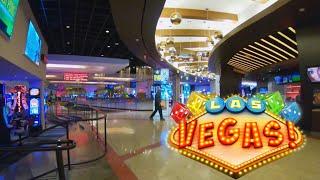 Walking through the Linq on the Las Vegas Strip!