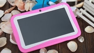 Tablet for Kids S755 7-inch Android 4.2 DualCore CPU suit for Preschool Education