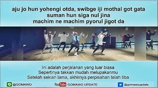 Video Easy Lyric iKON - RUBBER BAND by GOMAWO [Indo Sub] download MP3, 3GP, MP4, WEBM, AVI, FLV Juni 2018