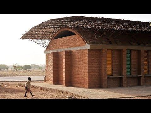 Diébédo Francis Kéré's career began when he built a school for the village he grew up in