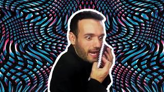 5 Astuces d'illusions d'optiques bluffantes, avec la saucisse volante - Mental Vlog 55/366
