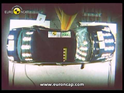 Euro NCAP | Mercedes Benz C Class | 2001 | Crash Test