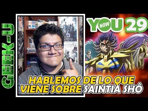younow #28  ¡¿Qué haremos cuando se lance el trailer de Saintia Shô?!