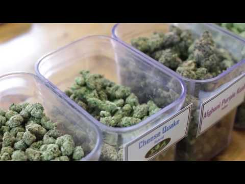 Alpine Alternative - Medical Marijuana Dispensary Tour - Sacramento, California #TeamAlpine