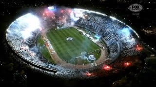 IMPRESIONANTE!!! Recibimiento - River vs Tigres - FINAL
