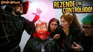 REZENDE ESTÁ SENDO CONTROLADO PELO MAL!! - ESCOLA DE BRUXOS #17 [ REZENDE EVIL ]