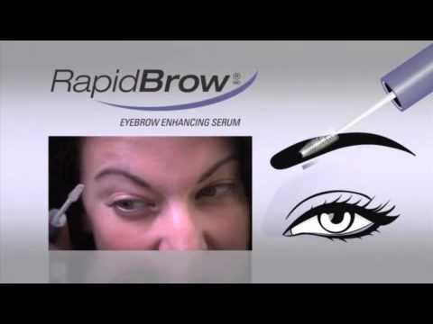 358012186f4 RapidBrow Instructional - YouTube