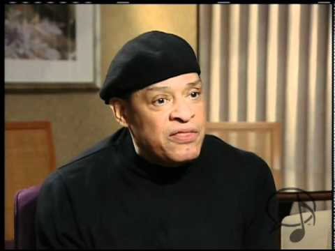 Al Jarreau interview part 1
