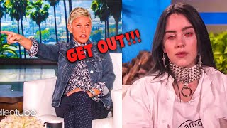 Ellen Gets Insulted On Her Own Show And This Happens...