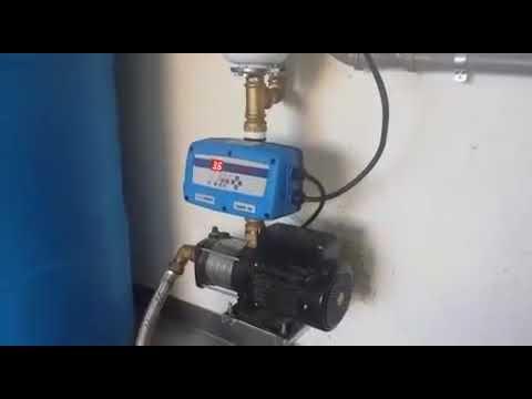 Elettropompa Autoclave Con Inverter Basta Pressostato