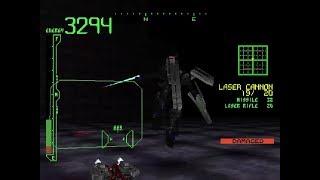 Armored Core Master of Arena - Annihilator VS Nineball Seraph