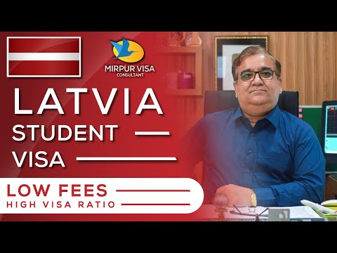 Low Cost Study In Latvia 2020 || Without IELTS study visa || Higher visa ratio