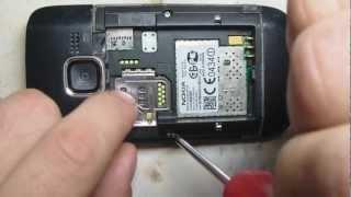 Nokia C 3 - плохо слышно динамик.(Группа в контакте http://vk.com/club47746978 Мой блог http://vasiashifoner.blogspot.ru https://www.facebook.com/alik.tob Мой второй канал про технику..., 2012-12-21T17:42:46.000Z)