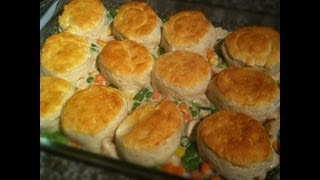 Cooking with Stacey: The Best Chicken Pot Pie