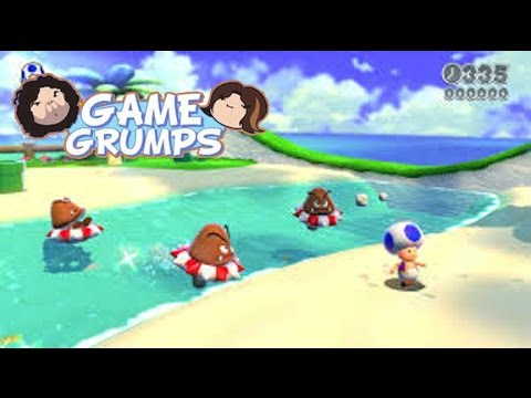 Game Grumps Super Mario 3D World Best Moments Part 2