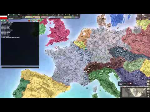 Hearts of Iron 3 Console Commands |