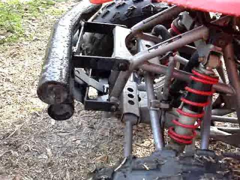 Honda 250 EX 4 Wheeler ATV For Sale $1600