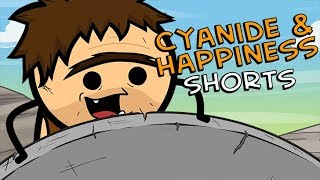 The Invention - Cyanide & Happiness Shorts