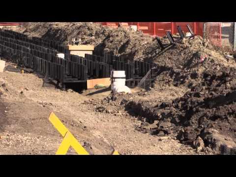 Streetscape Soil Cells  The Quarters Edmonton