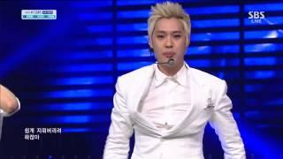 엠블랙 (MBLAQ) [스모키 걸 (smoky girl)] @SBS Inkigayo 인기가요 20130630