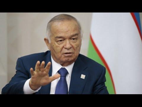 Mystery over fate of Uzbek president Islam Karimov