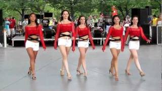 Salsa Explosion Dance Company - Only Girl