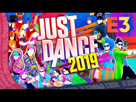 Just Dance 2019 | Official Song List (Part 1) | E3