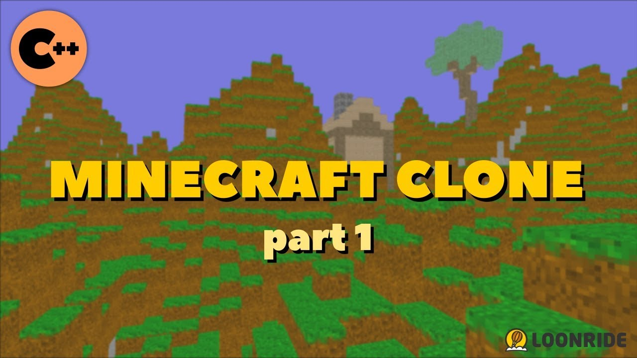 Coding Minecraft From Scratch With C And Opengl Part 1