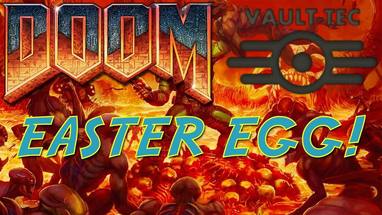 Doom Easter Eggs: Terminator 2, Skyrim, pentagrams and other