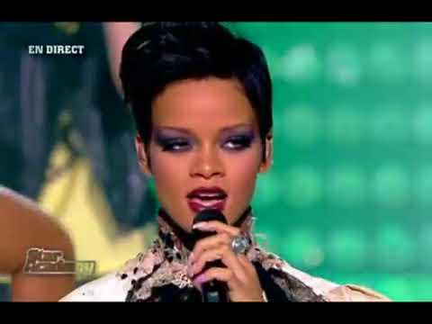 RihannaDisturbia Live - Паранойя