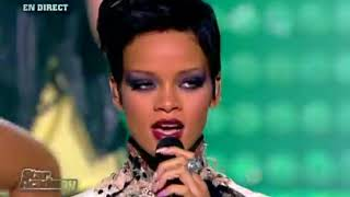 Rihanna   Disturbia Live - Паранойя