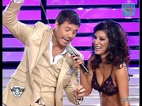 Silvina Escudero Showmatch Bailando 2010