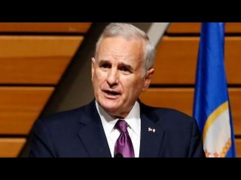 Democratic Minnesota governor decries ObamaCare costs