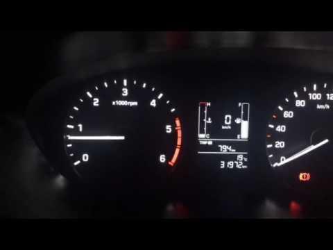 Hyundai Elite i20 - Engine Failure | RPM Fluctuation