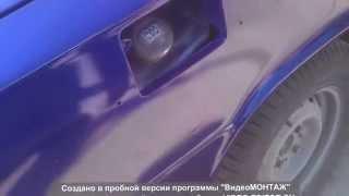 Покраска ВАЗ 2106 ксералик