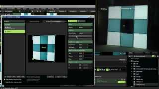 Projection Mapping Tutorial (2) - Custom Content.