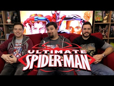 ULTIMATE SPIDER-MAN ORIGIN STORY | Back Issues